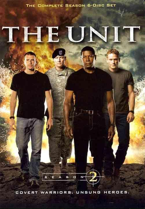 UNIT SEASON 2 BY UNIT (DVD)