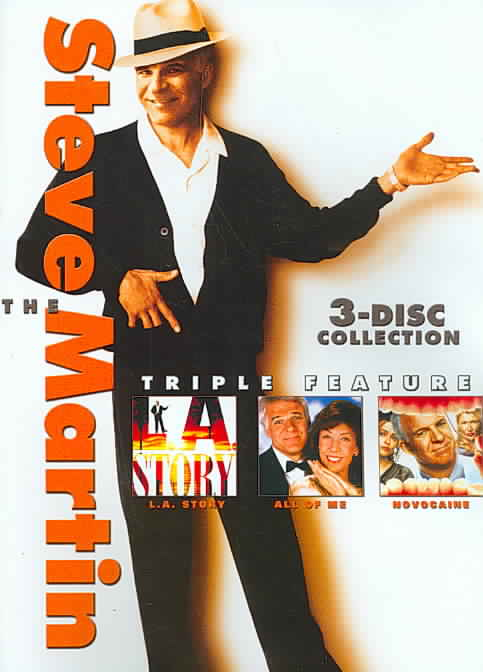 STEVE MARTIN GIFTSET BY MARTIN,STEVE (DVD)